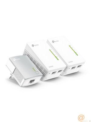 300Mbps WlessN Powerline ExtenderKIT 3er