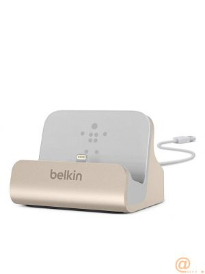 Desktop Charge/Sync Dock iPhone 5 Gld