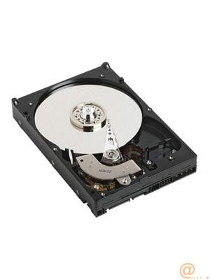Dell - Hard drive - 2 TB - internal - 3.5'' - SATA 6Gb/s - 7200 rpm - for PowerEdge T130, T430; PowerEdge R230, R240, R330, R430, R630, R730, R730xd, T140, T440