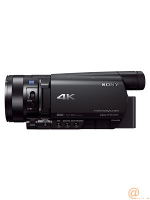 Memory stick HD camcorder
