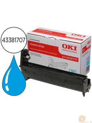 OKI OPC C5600/5700 CYAN