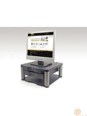 FELLOWES Soporte monitor CRT/TFT Plus grafito 165x330x332mm