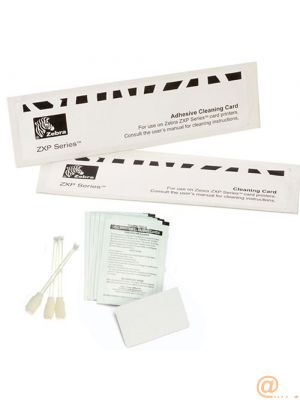 CLEANING CARD PRINT ENGINE P100I 4P
