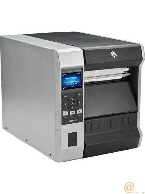 Zebra ZT620, 8 puntos/mm (203dpi), RTC, Display, RFID, ZPL, ZPLII, USB, RS-232, BT, Ethernet