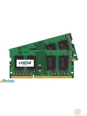 8GB KIT (4GBX2) DDR3 1333 MT/S MEM