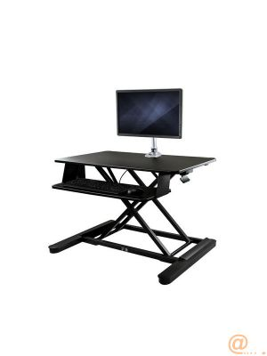 SIT-STAND DESK CONVERTER-35IN  DESK
