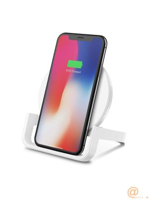 BOOSTUP UNIVERSAL WIRELESS CHARGING WHT