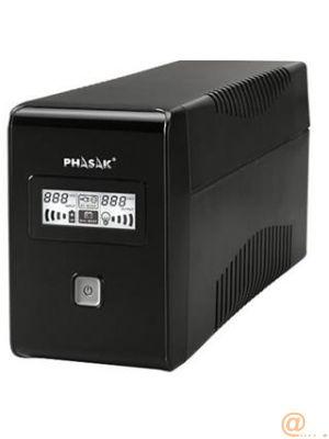 Los nuevos SAI PHASAK están provistos de una tecnología digital interactiva y han sido sometidos a estrictos controles de calidad. Tienen control por microprocesador para un rendimiento y cierre del s