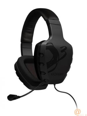 AURICULARES + MIC RAGE ST. MIC.EXTRAIBLE