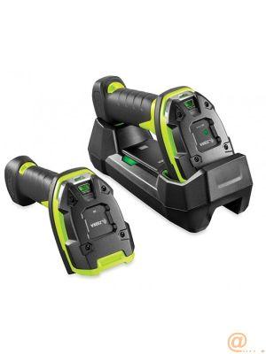 Zebra LI3608-SR, 1D, SR, Multi-IF, Kit (USB), negro, verde