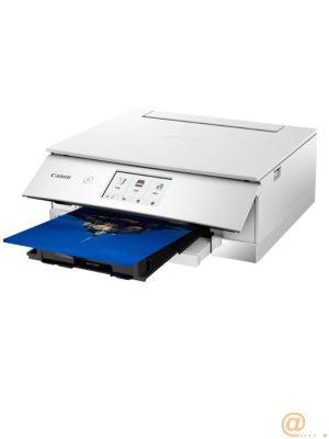Multifuncion  canon ts8351 inyeccion color pixma a4 -  15ppm -  4800ppp -  usb -  wifi -  duplex impresion -  blanco