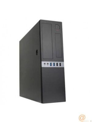 Caja ordenador sobremesa coolbox microatx slim t450s usb 3.0 fuente sfx 80+ 300 incluida