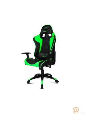 DR300  El mayor confort en tus partidas más intensas  Reposabrazos ajustable 3D  Configura tu silla para largas partidas sin preocuparte de nada más. Los reposabrazos de la DR300 son ajustables en alt