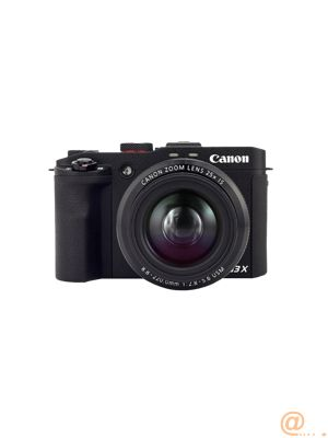 Camara digital canon powershot g3x 20.2mp -  zo 25x -  3.2'' -  hs -  wifi -  litio