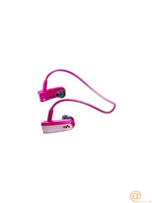 Reproductor mp3 2gb sony nw - zw202 rosa