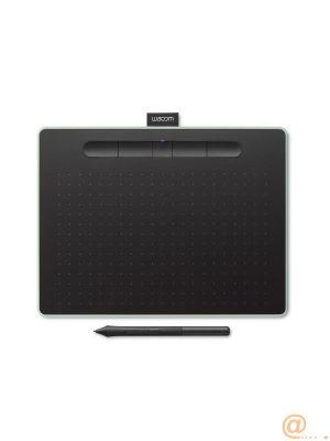 Wacom Intuos Tableta de lápiz creativa Medium - digitalizador - USB, Bluetooth - verde pistacho