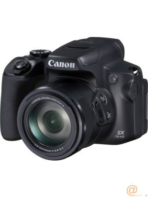 POWERSHOT SX70 HS BLACK 20.3MP CAM