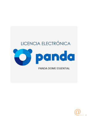 Panda Dome Essential - licencia de suscripción (1 año) - 3 dispositivos 3 dispositivos