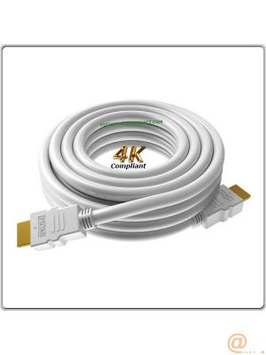 VISION 2m Braided HDMI cable