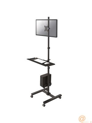 NewStar Mobile Workplace Floor Stand mo