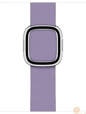 40MM LILAC MODERN BUCKLE SMALL ACCS