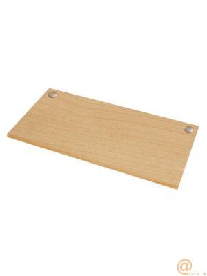 Tablero para mesa regulable en altura Levado Arce 180x80cm
