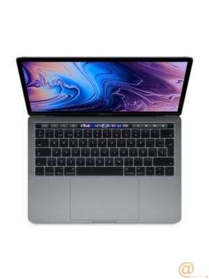 Portátil apple macbook pro i5 2.4ghz 13pulgadas 8gb - ssd256gb - wifi - bt - ios space grey