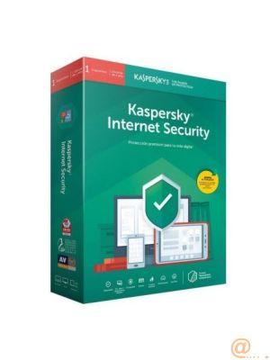 KASPERSKY INTERNET SECURITY MULTIDEVICE 2020 1 Lic. 2 a?os ELECTRONICA
