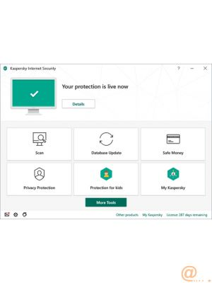 KASPERSKY INTERNET SECURITY - SPANISH EDITION. 5-DEVICE 2 YEAR RENEWAL LICENSE PACK **L. ELECTRÓNICA