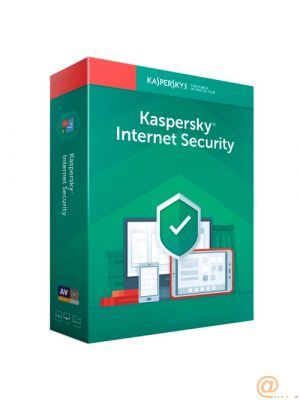 ANTIVIRUS KASPERSKY INTERNET SECURITY 10 DISPOSITIVOS 1 AÑO LICENCIA ELECTRONIC