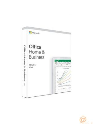 Microsoft Office Home and Business 2019 - caja de embalaje - 1 PC / Mac Portugués 1 PC / Mac Sin materiales