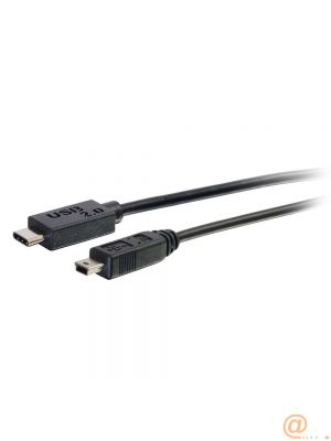 Cbl/4m USB 2.0 Type C to Mini B