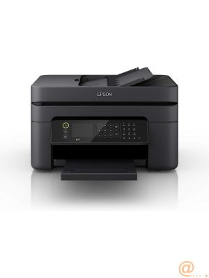 Multifuncion epson inyeccion color wf - 2850dwf workforce fax -  a4 -  33ppm -  usb -  wifi -  wifi direct -  duplex impresion -  lcd -  adf