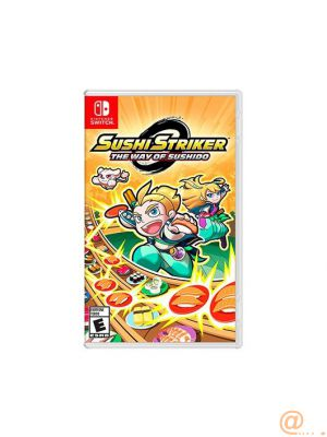 JUEGO NINTENDO SWITCH SUSHI STRIKER WAY OF SUSHIDO JUEGO NINTENDO SWITCH SUSHI STRIKER WAY OF SUSHIDO P N: 2523481 2523481