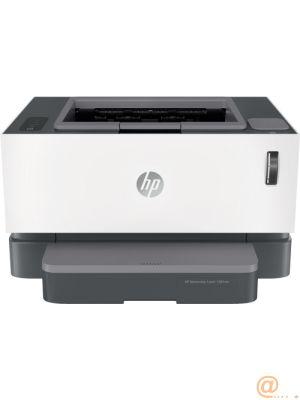 IMPRESORA HP WIFI NEVERSTOP LÁSER 1001NW CON TONER AUTO RECARGABLE - 20PPM - 600*600PPP - LAN - USB - BANDEJA ENTRADA 150 HOJAS - TONER 143A/AD