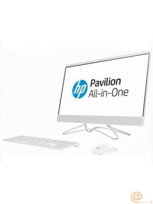 PC ALL IN ONE HP 22-C1003NS - AMD RYZEN 3 3200U 2.6GHZ - 8GB - 256GB SSD - RAD VEGA 3 - 21.5''/54.6CM FHD - WIFI - HDMI - BT - TEC+RATON - W10 - BLANCO