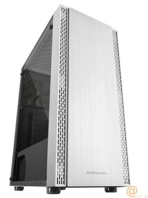 Caja Gaming Semitorre Mars Gaming MCNW/ Blanco