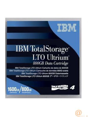 IBM Cartucho Ultrium LTO-4 800GB