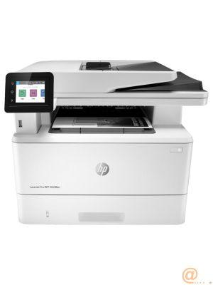 HP LaserJet Pro M428f M428fdn Laser Multifunction Printer - Monochrome - Copier/Fax/Printer/Scanner - 38 ppm Mono Print - 4800 x 600 dpi Print - Automatic Duplex Print - 350 sheets Input - Gigabit Eth