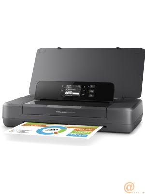 HP Officejet 200 Inkjet Printer - Colour - 20 ppm Mono / 19 ppm Color - 4800 x 1200 dpi Print - Manual Duplex Print - 50 Sheets Input - Wireless LAN  *  Retail  *