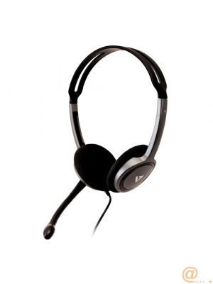3.5MM STEREO HEADSET W/NOISE ACCS