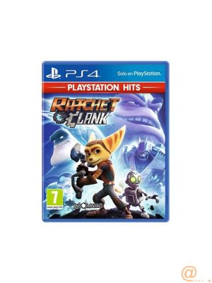 JUEGO SONY PS4 HITS RATCHET