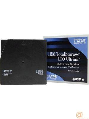 IBM Cartucho Ultrium LTO6 2,5TB/6,25TB