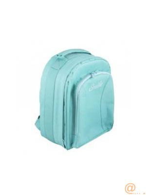 Bolsa mochila smile cámara reflex smart backpack turquesa