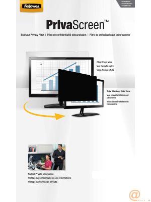 Filtro privacidad FELLOWES PrivaScreen 23''W 16:9 28,73 x 50,96 x 0,16 cm LCD/portátil