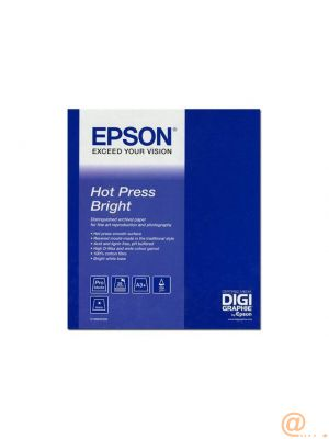 Paper/Hot Press Bright 17''x15m