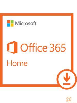 ESD - Microsoft Office 365 Hogar Premium – licencia de suscripción 1 año - 5 PC o Macs - Multilenguaje