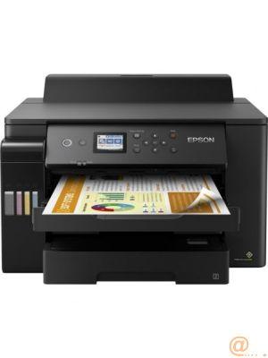 Epson Impresora A3+ Recargable Epson Ecotank ET-16150 WiFi/ Dúplex/ Negra