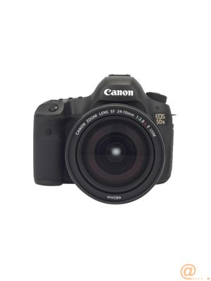 Camara digital reflex canon eos 5ds -  cmos -  50.6mp -  digic 6 -  61 puntos enfoque