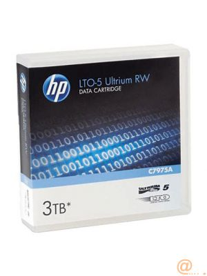 HP Cartucho Ultrium LTO 5